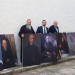 All'Abbazia di San Martino delle Scale donati 13 ritratti degli abati da parte dell'Ordine Costantiniano