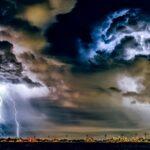 Allerta meteo in Sicilia, in arrivo forti piogge e temporali