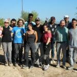 Archeologia, studenti universitari nello scavo archeologico di San Nicola Giglia